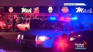Trial hears police found Edmonton murder suspects parked at 3rd Mac's store
