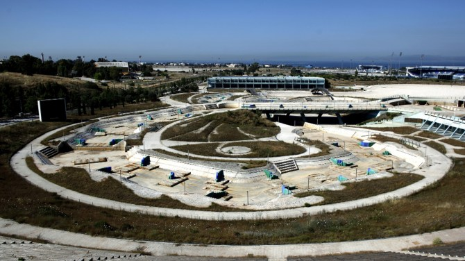 Rio 2016: Photos of deserted, abandoned Olympic venues ...