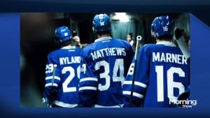 The Young Guns of the Toronto Maple Leafs