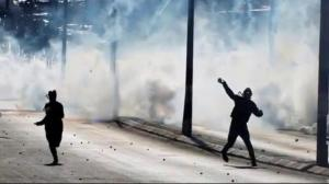 One person dead in protests over Jerusalem