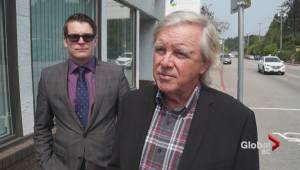 John Horgan apologizes to Gordon Wilson