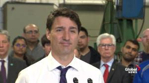 Trudeau says Canadians 'can have faith' in judicial system amid report about ex-supreme court candidate