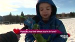How do you feel when you're in love? Calgary kids weigh in for Valentine's Day