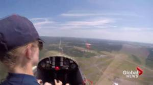 Eastern Canadian cadets train in Nova Scotia to get glider pilot licenses
