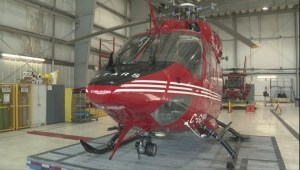 STARS Air Ambulance gets new $13-million chopper