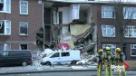 Suspected gas explosion leaves 2 injured in the Hague after home collapses