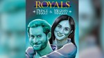 Prince Harry and Meghan Markle's relationship chronicled in comic book