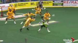 Saskatchewan Rush ready for home opener