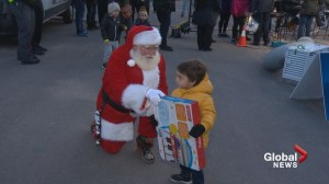 Overwhelming support from Calgarians makes Global's Morning of Giving a success