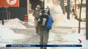 Coordinated effort to help Montreal homeless