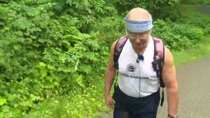 SFU professor's daily walks adds up to one trip around the world