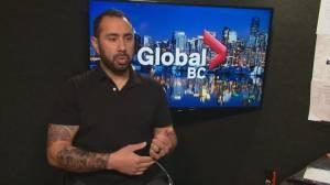 Exclusive: Hero Delta cop talks to Global News