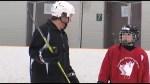 Young Petes hopefuls spend holiday at hockey camp