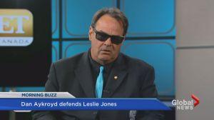 Dan Aykroyd defends Leslie Jones