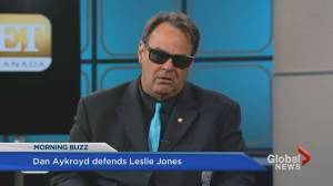 Dan Aykroyd defends Leslie Jones