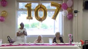 Bronx woman turns 107-years young