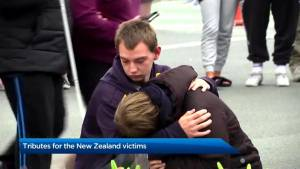 Christchurch reeling after terror attack on Muslim community