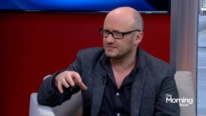 Lenny Abrahamson talks about new movie 'Room'