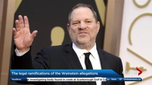 The legal ramifications of the Weinstein sex assault allegations