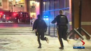 Major police presence at Strathcona County Community Centre