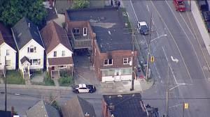 Hamilton police investigating suspicious death after woman was killed in overnight fire