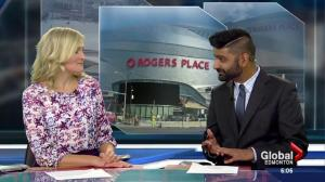 A look back at the debate over Rogers Place in Edmonton