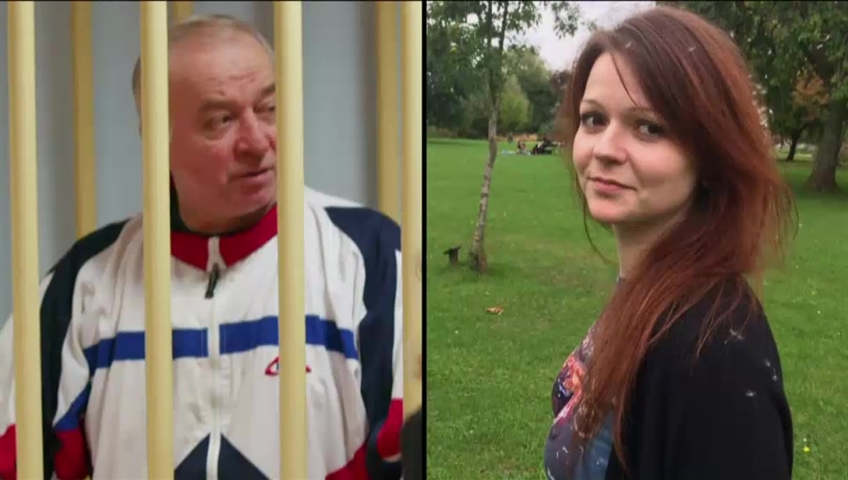 Russian Federation  sensationally claims Skripals are 'being held prisoner' by the UK