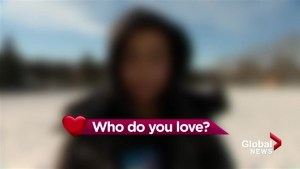 Who do you love? Calgary kids weigh in for Valentine's Day