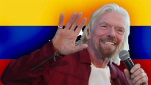 Billionaire Richard Branson announces Venezuelan benefit concert