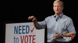 Tom Steyer, billionaire who wants Trump impeached, launches 2020 bid