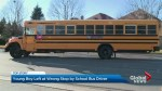 Young Thornhill boy left at wrong stop by school bus driver