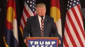 Trump says Patrick Kennedy should be fired; calls Clinton's email scandal bigger than Watergate