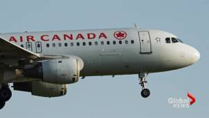 Air traffic control audio captures panic as Air Canada flight nearly lands on taxiway
