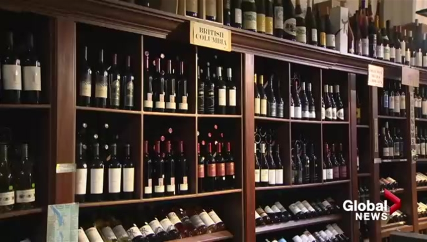 BC launches challenges Alberta's ban on wine
