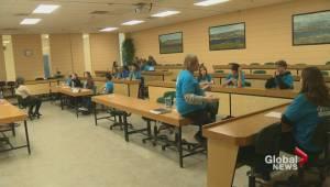 Central Okanagan students celebrate diversity (02:23)