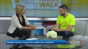 Raising awareness about bladder cancer