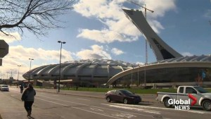 Could Montreal Olympic Stadium's new roof bring Expos back?