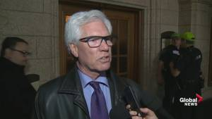 'Uncertainty' surrounding B.C.'s legal opposition to Trans Mountain holding up pipeline: Jim Carr