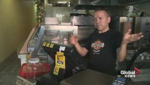 Edmonton man saves people inside burning apartment