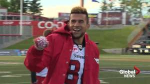 : 'Huge surprise' former Stampeders receiver Anthony Parker reflects on getting cut, and what's next