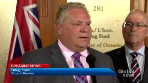 Ford government reverses retroactive cuts on municipalities