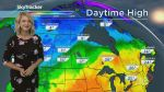 Global Regina Weather, Sept 13