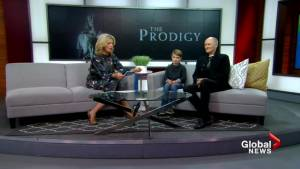 A sneak-peak at the new horror film: 'The Prodigy'