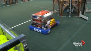 Ontario's best in robotics competing for top spot at world championship