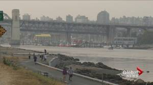 Air quality concerns linger in Vancouver area