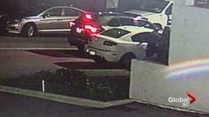 Caught on video: violent carjacking in Burnaby