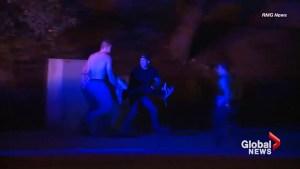 California bar shooting: Gunshots heard, people flee, injured treated