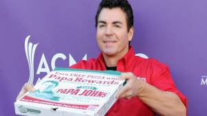 Papa John's founder steps down as CEO after criticizing NFL anthem protest