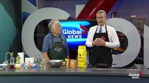 Recipe for Edmonton's original green onion cake (Part 1)
