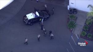 Emergency officials, police respond to shooting at California car dealership